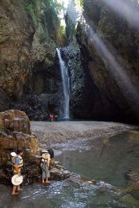 Rumbo a la Cascada El Encanto