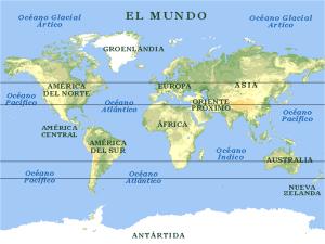 Mapa del vino