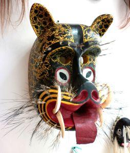 Máscara Jaguar