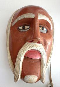 Máscara Viejito