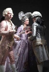 Moda del siglo XVIII